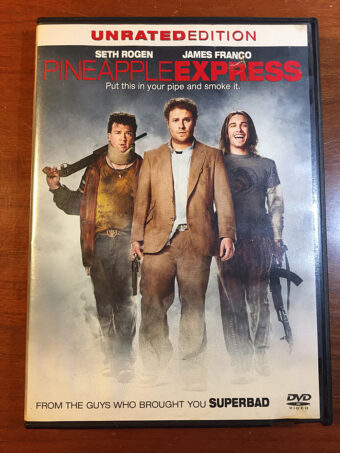 Pineapple Express Unrated DVD Edition