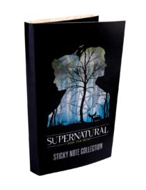 Supernatural WB Series Sticky Note Collection Science Fiction Fantasy Paperback