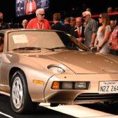 Risky Business Tom Cruise-driven Porsche 928 breaks record at Barrett-Jackson Houston auction event