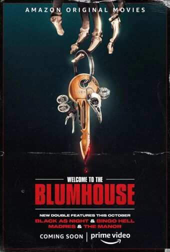 Blumhouse to release gothic horror The Manor on Amazon Prime October 8th