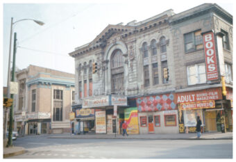 Stereo Vision (Gayety) Adult Theater and Sweden Book Shop Baltimore 1977 Photo Print [210907-66]