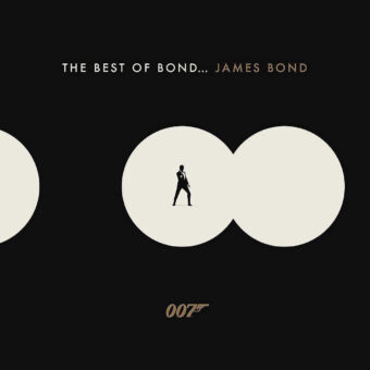 The Best Of Bond…James Bond 2-Disc CD Soundtrack Collection