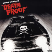 Quentin Tarantino's Death Proof Original Soundtrack Red/Black/Clear Limited Vinyl Edition