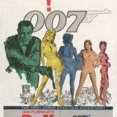 #FilmFetishFacts | James Bond Day | Cultural Celebration | October 5, 2021