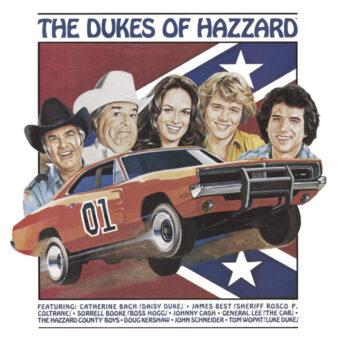 The Dukes of Hazzard Original Television Soundtrack CD