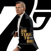 No Time To Die Original Motion Picture Soundtrack CD