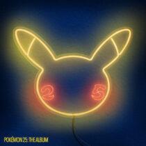 Pokemon 25: The Album 25th Anniversary Tribute CD Edition