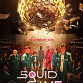 Squid Game TV series poster