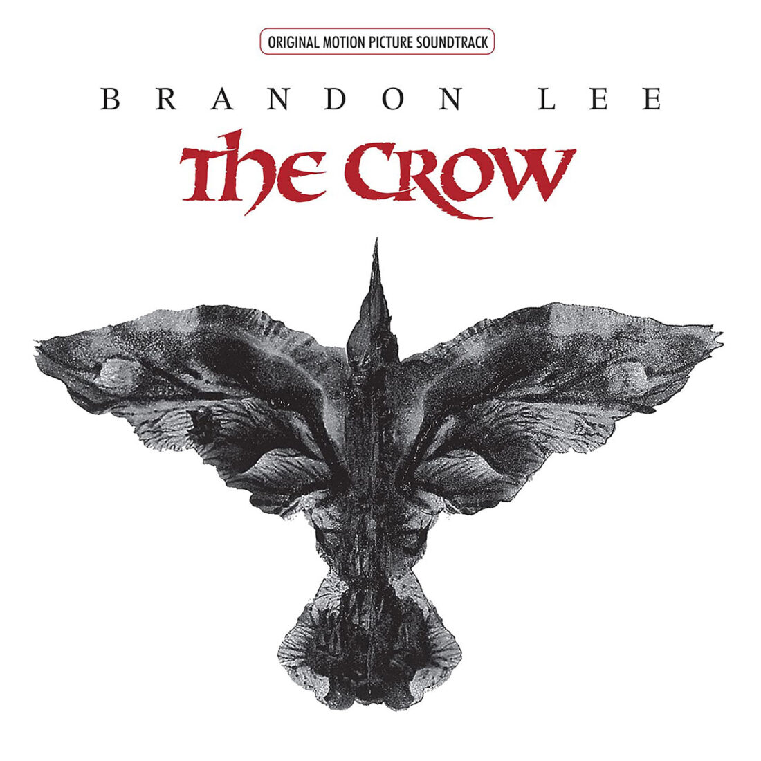 The Crow Original Motion Picture Soundtrack 2-LP ROCKtober Vinyl Edition