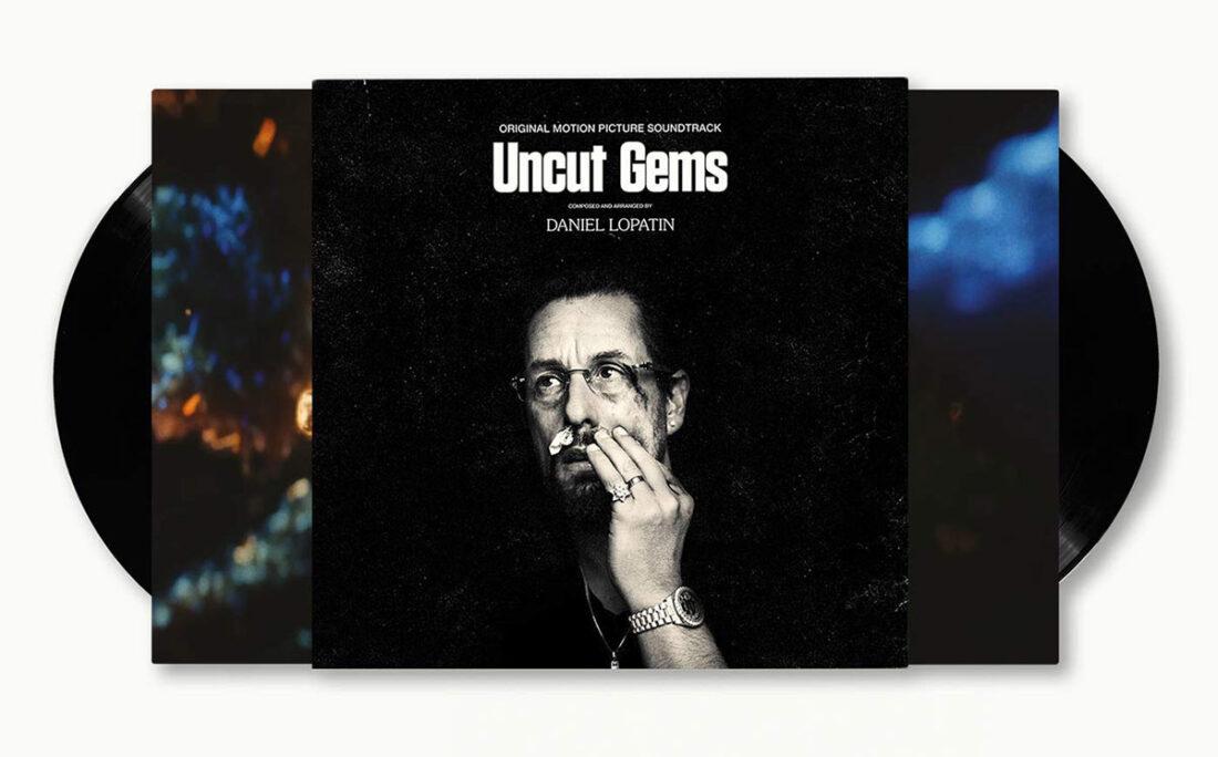 Uncut Gems Original Motion Picture Soundtrack 2-LP Vinyl Edition