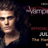 #FilmFetishFacts | The Vampire Diaries and The Originals Official Reunion Convention New Jersey | Convention | July 29, 2022 – July 31, 2022