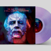 The Way of Darkness: A Tribute to John Carpenter Limited Lavander/Purple Vinyl
