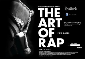 Something From Nothing: The Art of Rap to be released by distributor known for martial arts titles
