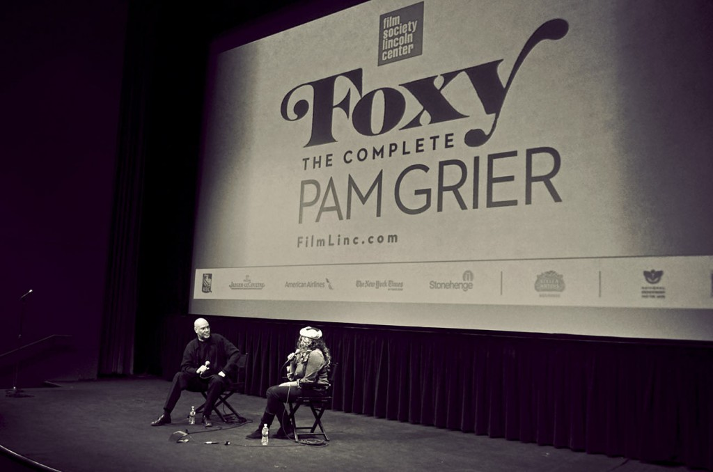 Pam Grier Talks About Breaking Doors Down . . . Both Onscreen and Off