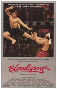 New Bloodsport and The Crow 'reinventions' coming to theaters soon