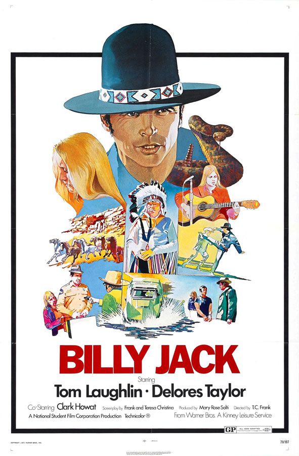 Cult cinema icon Billy Jack passes away