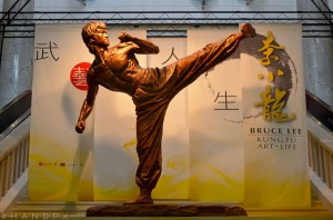 Tips for visiting Hong Kong for the Bruce Lee: Kung Fu, Art & Life Exhibit at the Hong Kong Heritage Museum
