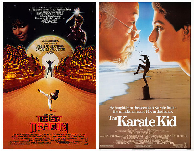 Two cult classic American martial arts films planning major 30th Anniversary celebrations during New York City conventions