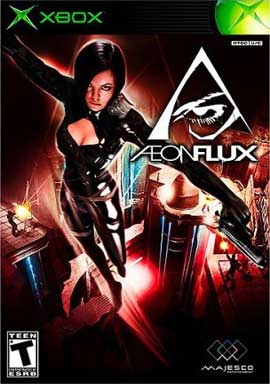 The Aeon Flux Video Game