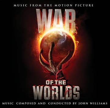 Click here to order the Official Soundtrack to the War of the Worlds