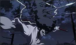 Afro Samurai Trailer and the First Scene Online