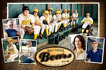 Check out the trailer for the Bad News Bears right here