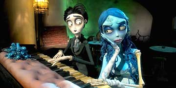 Read Sherry Blackwell's Review of Tim Burton's The Corpse Bride By Clicking Here