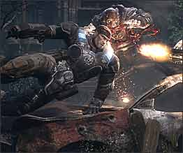 Gears of War and Texas Chainsaw Massacre to Premiere Together