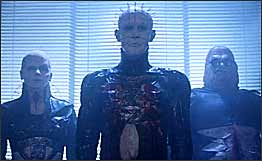 Clive Barker to Remake Hellraiser with Dimension Films