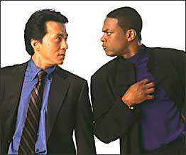 More Rush Hour 3 Casting News (Including Yao Ming)