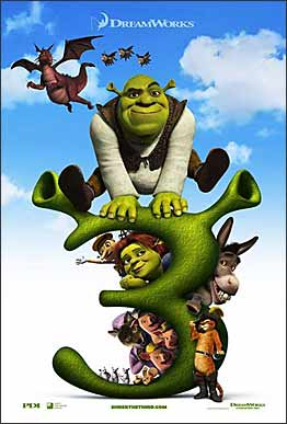Exclusive Trailer for Shrek the Third